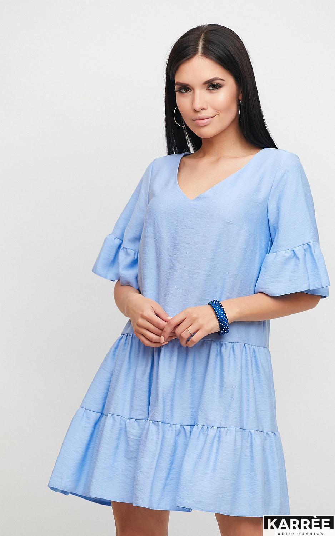 Платье Райли, Голубой - фото 2