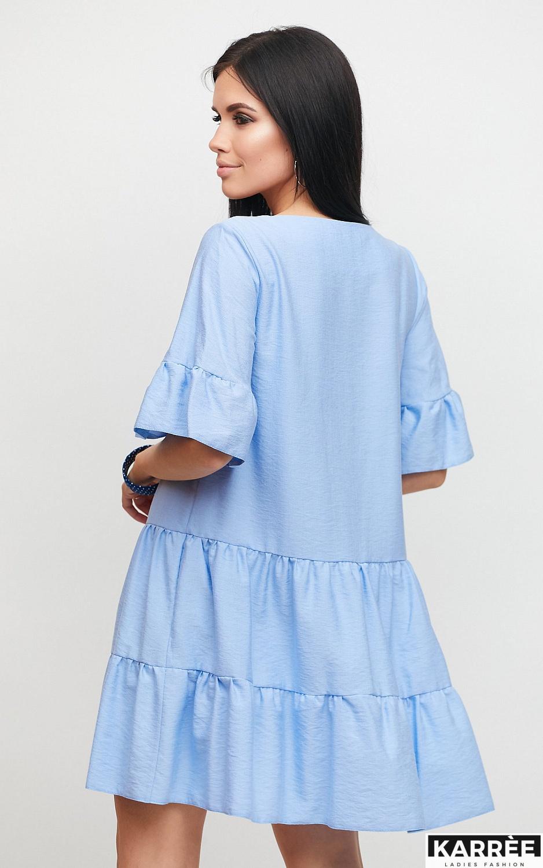 Платье Райли, Голубой - фото 3
