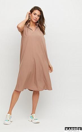 Платье Сирена, Мокко - фото 1