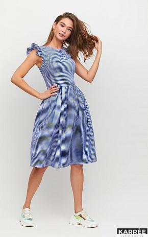 Платье Ибица, Синий - фото 1