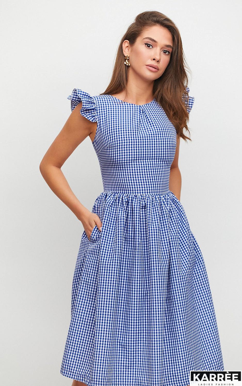 Платье Ибица, Синий - фото 2