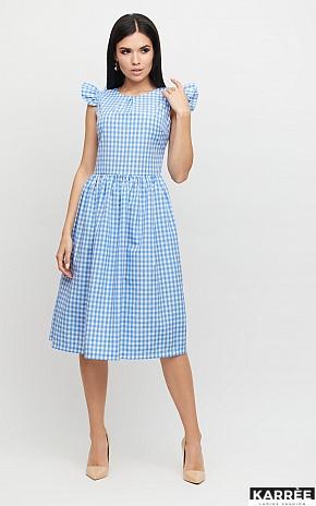 Платье Ибица, Голубой - фото 1
