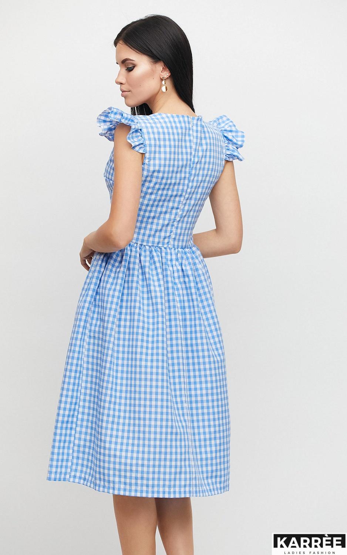 Платье Ибица, Голубой - фото 3