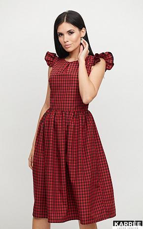 Платье Ибица, Красный - фото 1