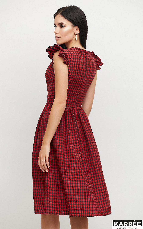 Платье Ибица, Красный - фото 2