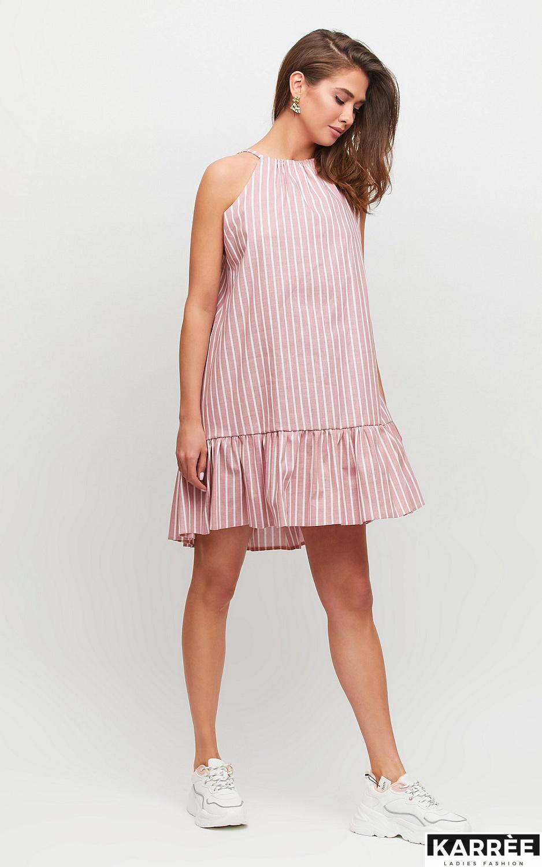 Платье Таити, Розовый - фото 3