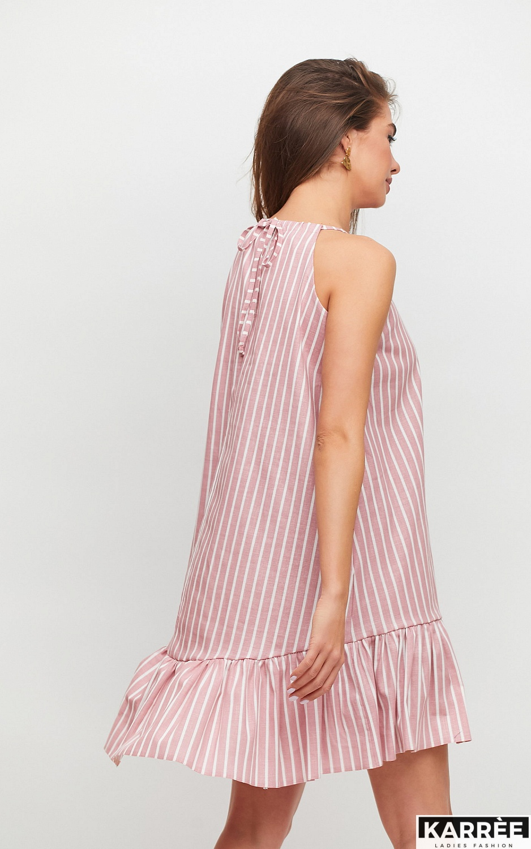 Платье Таити, Розовый - фото 2