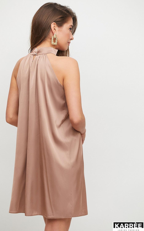 Платье Синтия, Мокко - фото 4