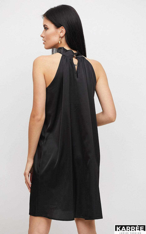 Платье Синтия, Черный