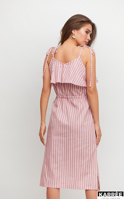 Платье Холли, Пудровый - фото 3