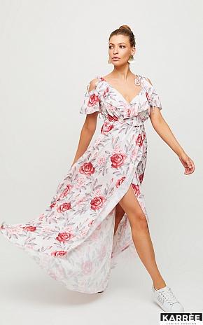 Платье Менди, Белый - фото 1