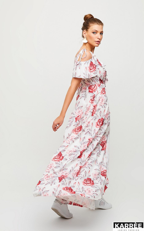 Платье Менди, Белый - фото 2
