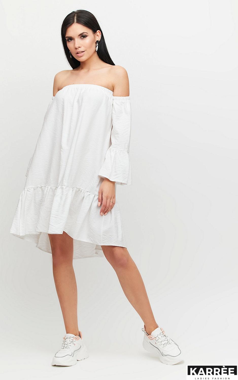 Платье Майами, Белый - фото 3