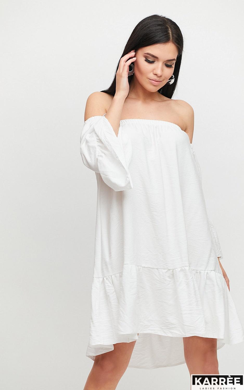 Платье Майами, Белый - фото 1