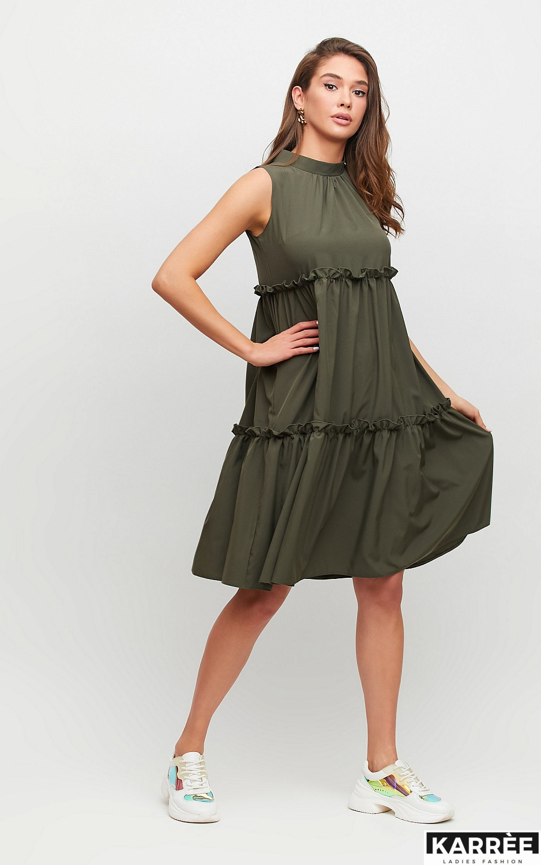 Платье Бали, Хаки - фото 1