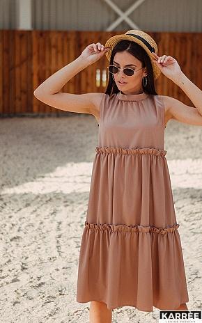 Платье Бали, Мокко - фото 1