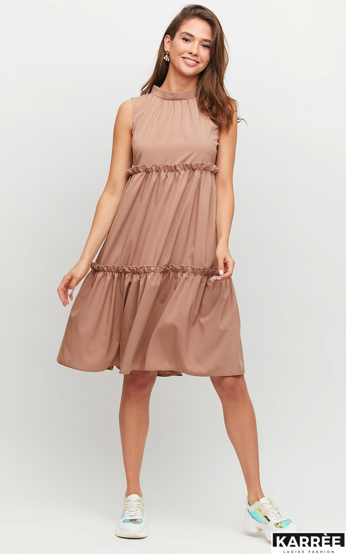 Платье Бали, Мокко - фото 3