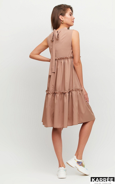 Платье Бали, Мокко - фото 5