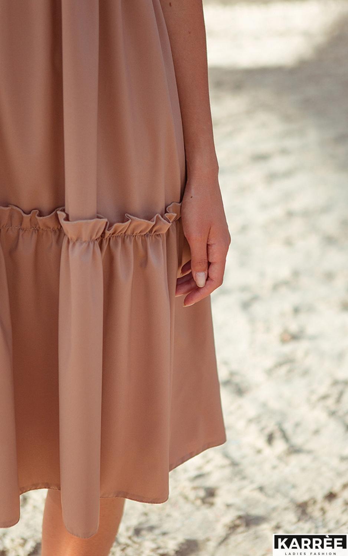 Платье Бали, Мокко