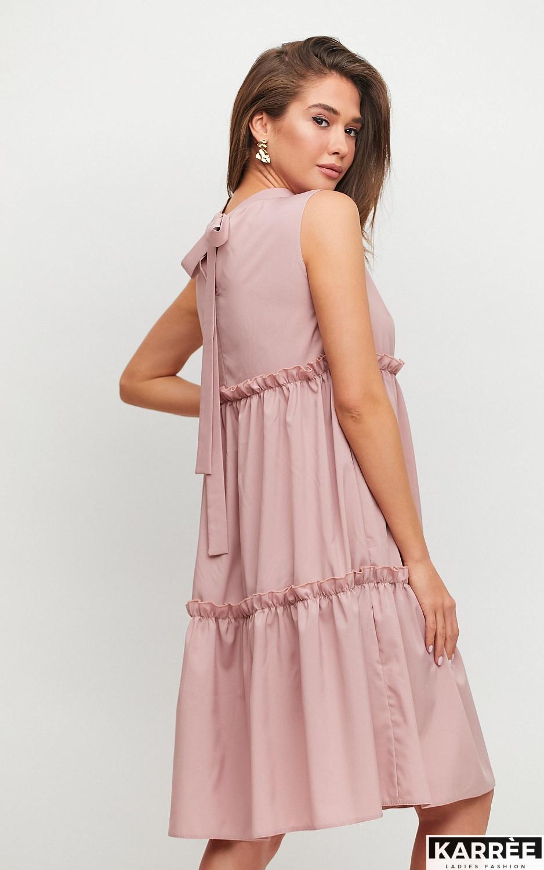 Платье Бали, Пыльно-розовый