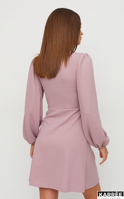 Платье Пальмира, Пудровый - фото 3