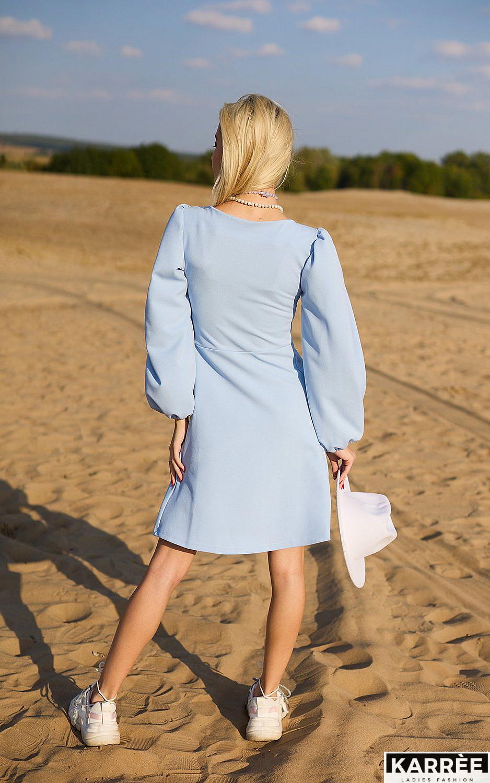 Платье Пальмира, Голубой - фото 3
