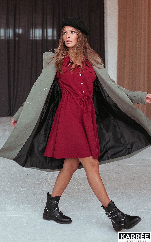 Платье Микадо