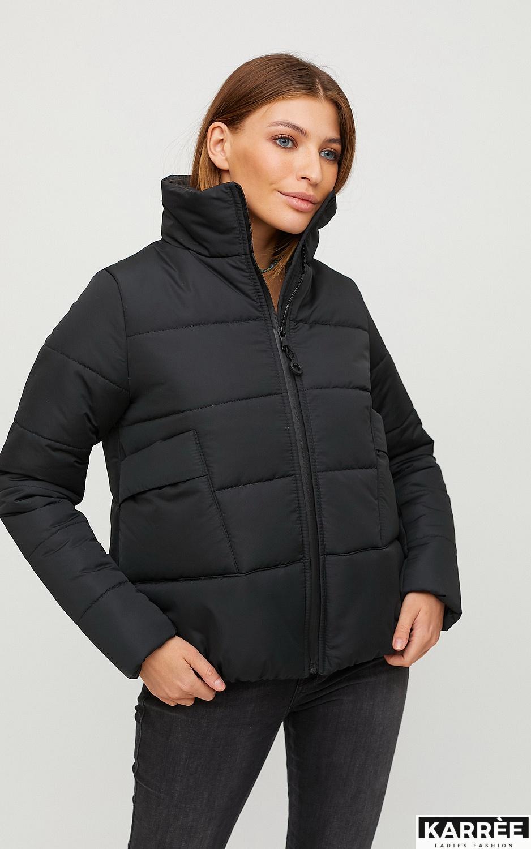 Куртка Брук, Черный - фото 2