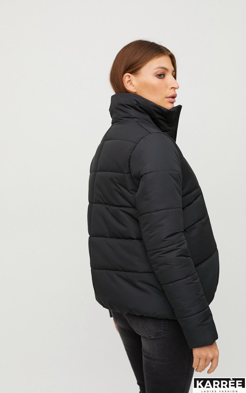 Куртка Брук, Черный - фото 3
