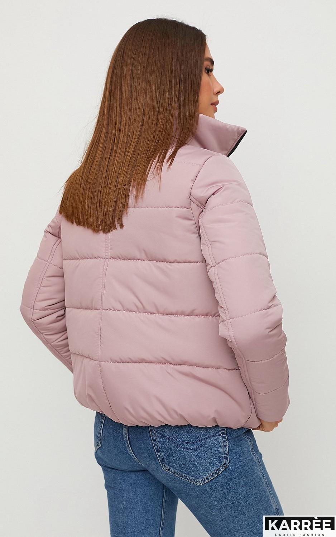 Куртка Брук, Пудровый - фото 2
