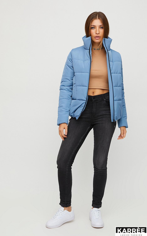 Куртка Брук, Голубой - фото 2