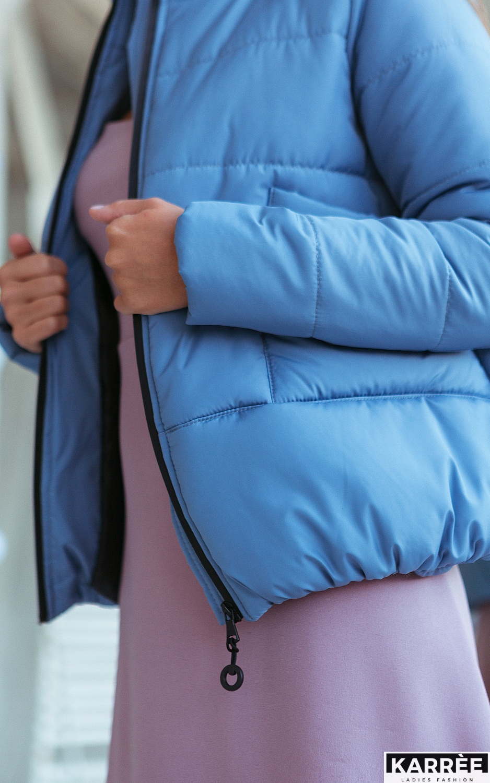 Куртка Брук, Голубой