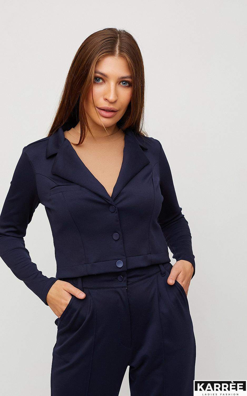 Костюм Вендета, Темно-синий - фото 5