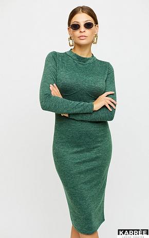 Платье Лацио, Темно-зеленый - фото 1