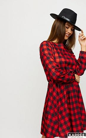 Платье Рондо, Красный - фото 1