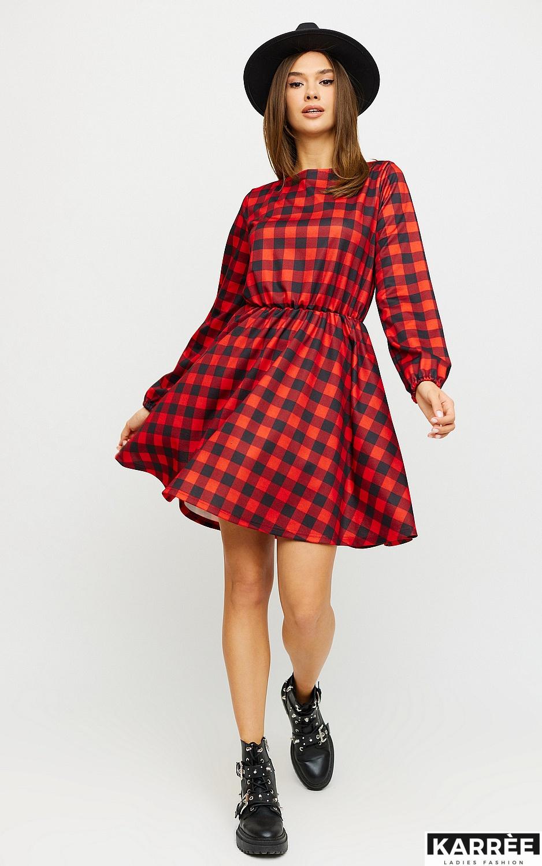 Платье Рондо, Красный - фото 3