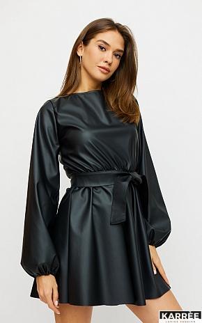 Платье Беверли, Черный - фото 1