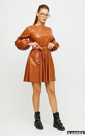 Платье Беверли, Рыжий - фото 1