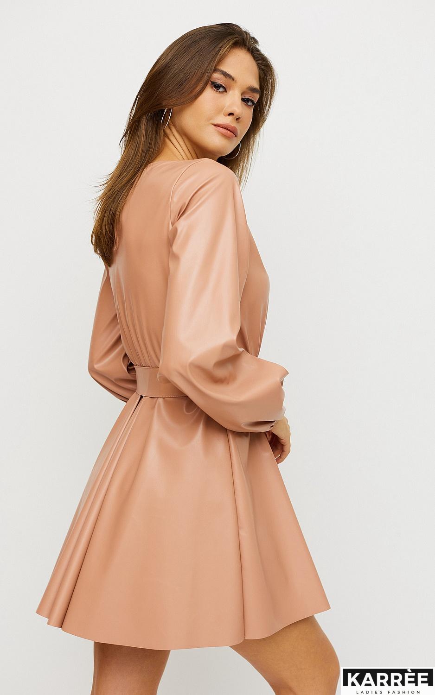 Платье Беверли, Пудровый - фото 5