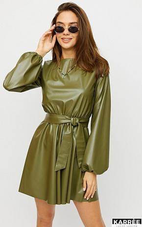 Платье Беверли, Хаки - фото 1