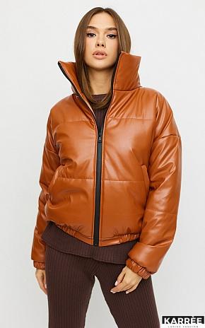 Куртка Анита, Рыжий - фото 1