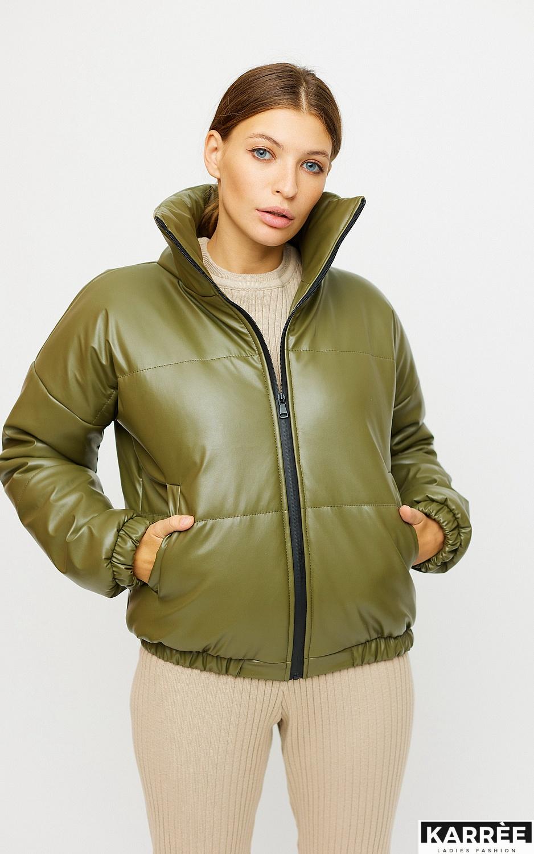 Куртка Анита, Хаки - фото 2