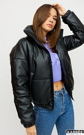 Куртка Анита, Черный - фото 1