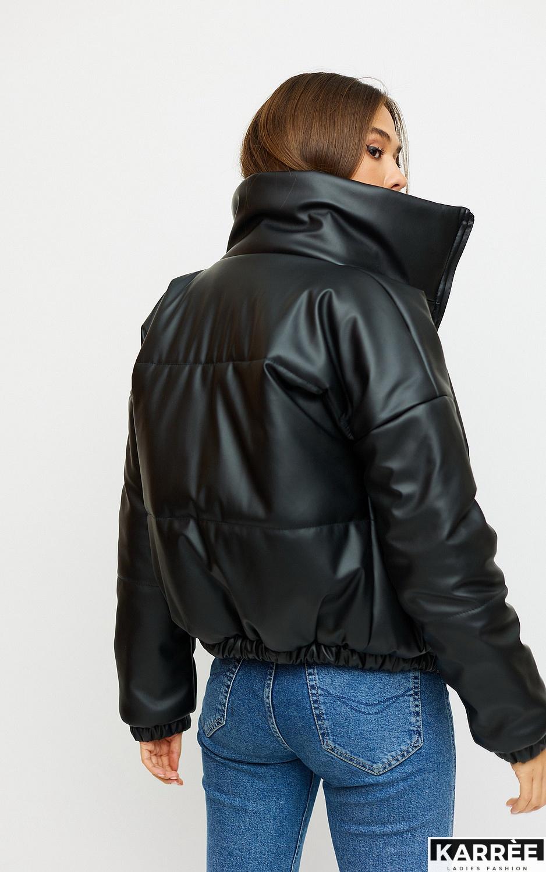 Куртка Анита, Черный - фото 3