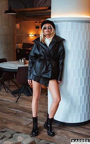 Куртка Нила, Черный - фото 1
