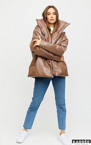 Куртка Нила, Мокко - фото 1