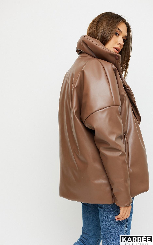 Куртка Нила, Мокко - фото 2