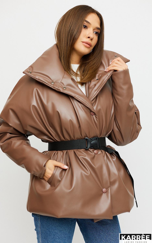 Куртка Нила, Мокко - фото 3