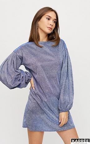Платье Диско, Голубой - фото 1