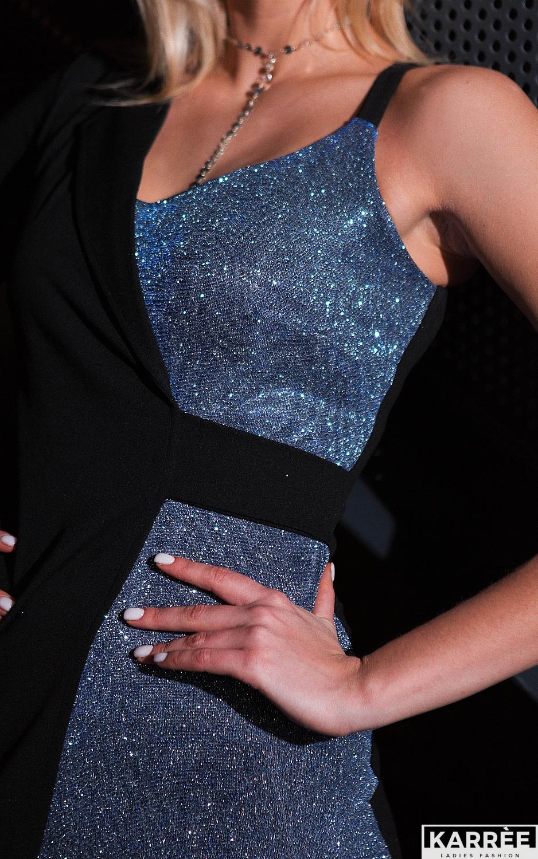 Платье Алекса, Голубой